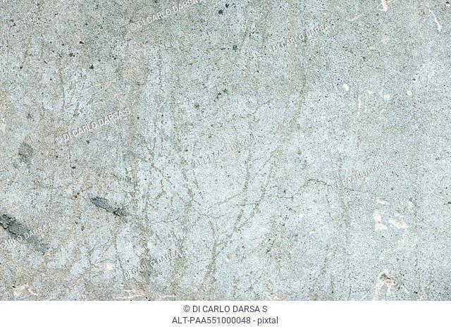 Concrete wall, detail