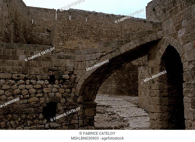 St Gilles castle - Citadel