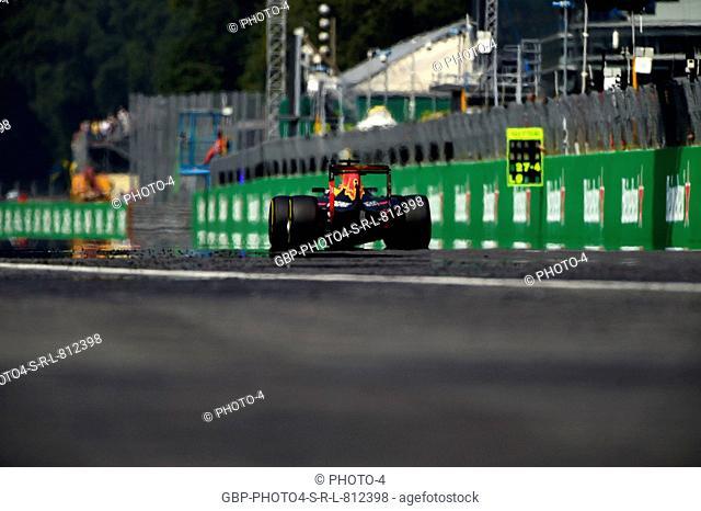 02.09.2016 - Free Practice 2, Daniel Ricciardo (AUS) Red Bull Racing RB12