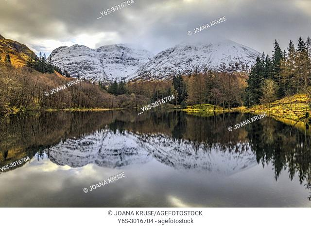 Torren Lochan, Glencoe, Highlands, Scotland