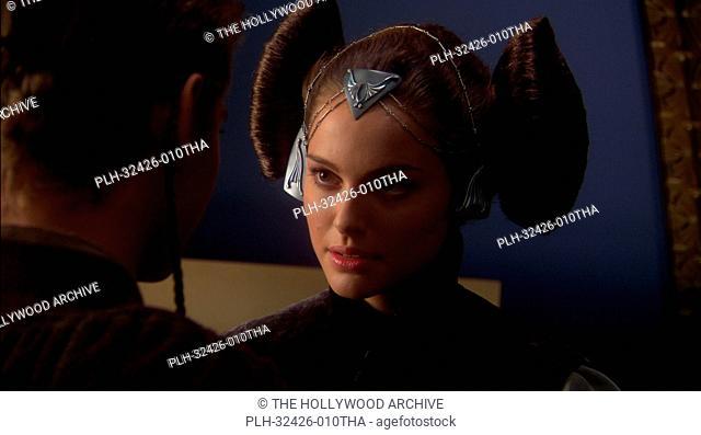 Hayden Christensen, Natalie Portman, 'Star Wars Episode II: Attack of the Clones' (2002)