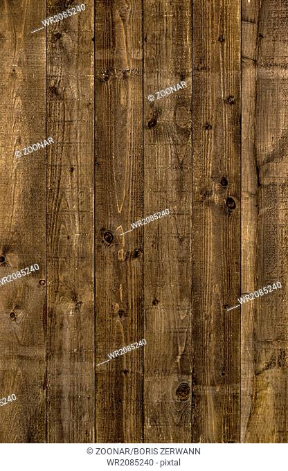 Rustic background with old wooden boards