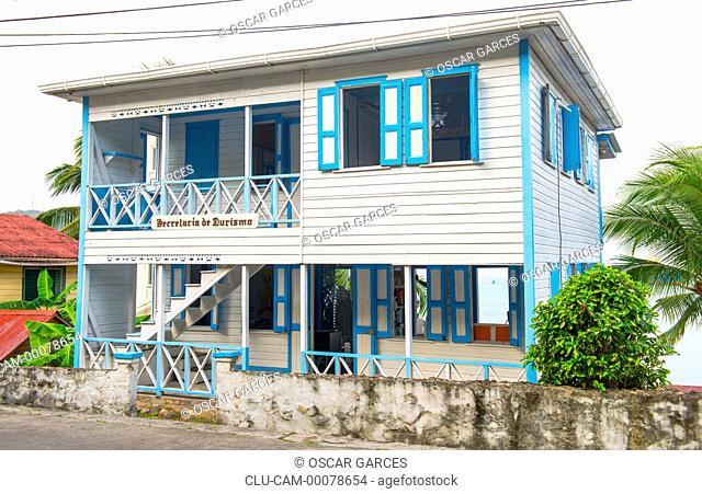 Ministry of Tourism, Santa Isabel, San Andres Island, Archipelago of San Andres, Providencia and Santa Catalina, Colombia