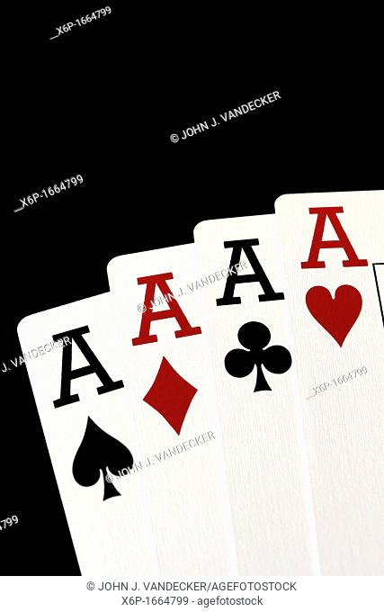 Four Aces  A sign of excellence