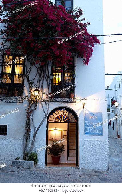 Mojacar in Almeria, Spain