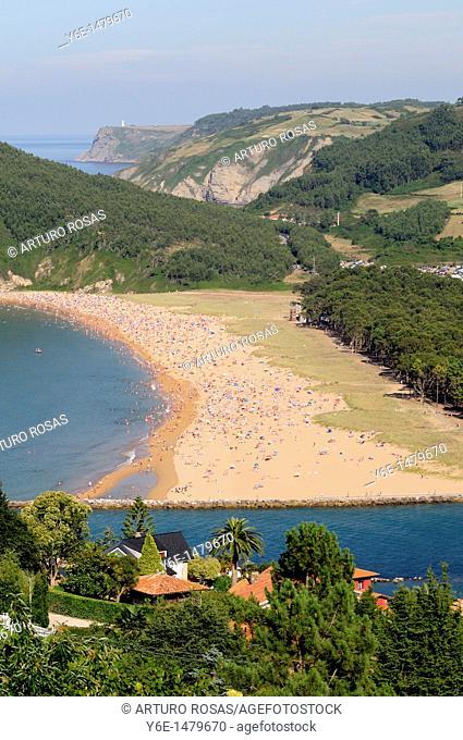 Rodiles Beach Asturias, Spain