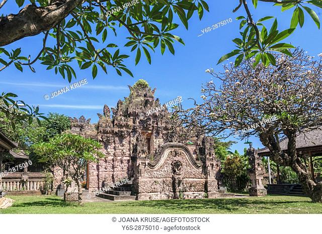 Pura Beji Temple, Sangsit, Bali, Indonesia, Asia