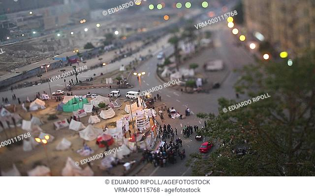 T&S Tahrir square, Cairo, Egypt