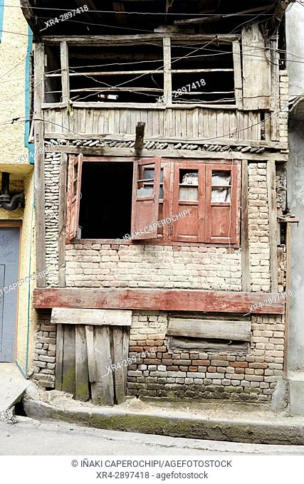 Old City, Srinagar, Jammu and Kasmir, India