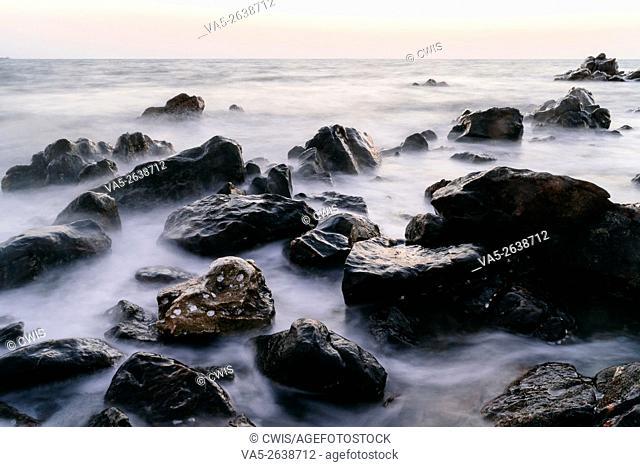 Hainan, China - Beautiful Seasacpe of This Beautiful Southern China Island