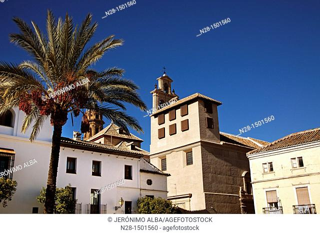 Convent of La Encarnacion, Antequera, Malaga Province, Andalusia, Spain