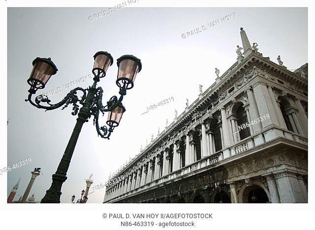 St. Mark's Square, Venice. Veneto, Italy
