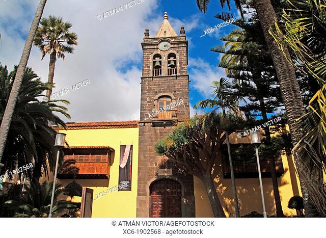 San Cristóbal de La Laguna, Tenerife. Canary Islands, Spain