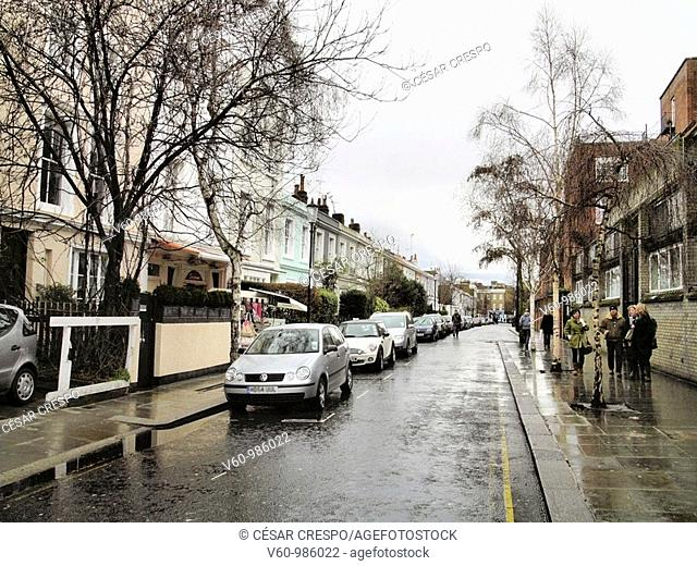 -Streets of Nothing Hill- London(Uk)
