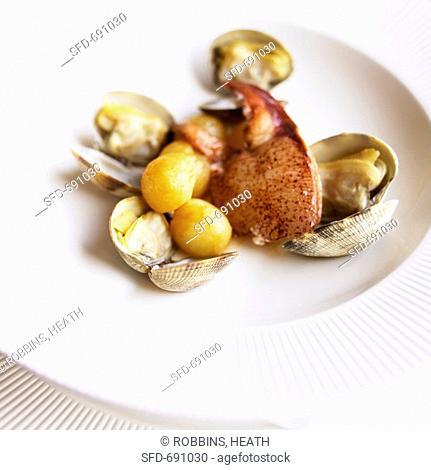 Mini Lobster Clambake