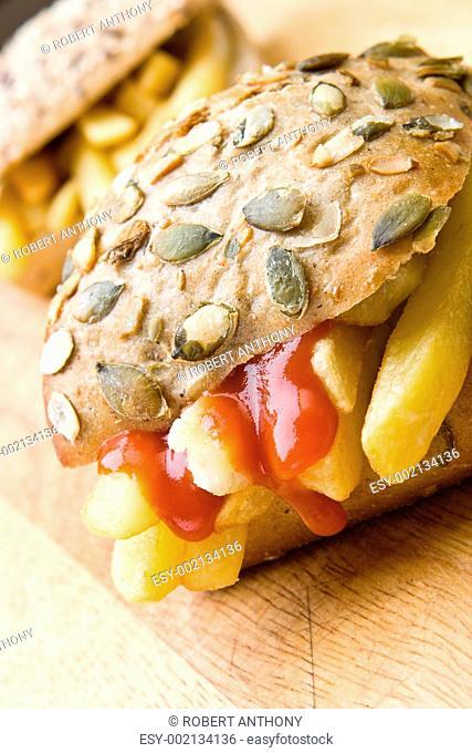 Chip sandwich