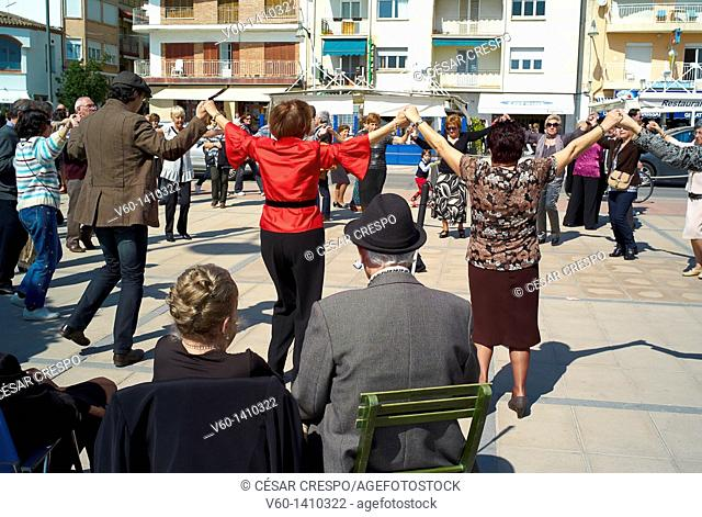 -Sardanas Dance- Catalonia, Spain
