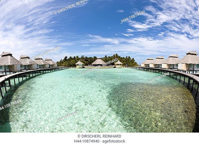 Malediveninsel Ellaidhoo, Nord Ari Atoll, Malediven, Maldive Island Ellaidhoo, North Ari Atoll, Maldives
