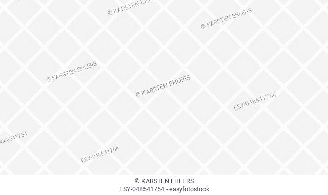 Diagonal white grid on grey background