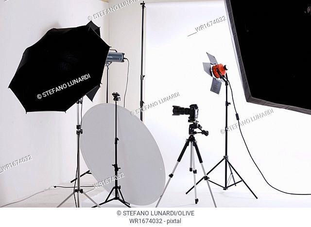 Photography studio equipment