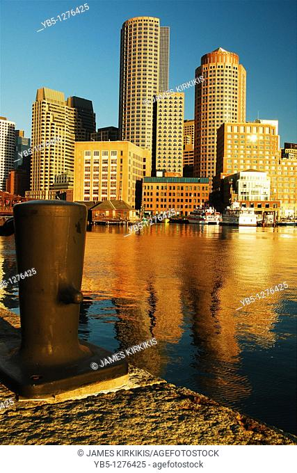 Rowe's Wharf, Boston