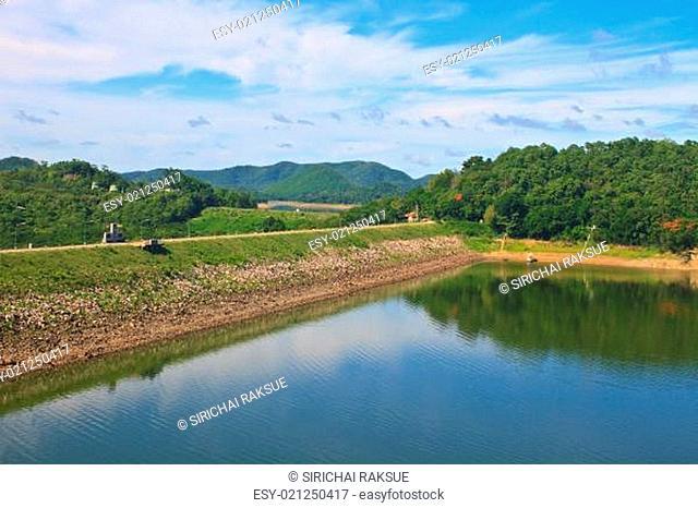Kaeng Krachan Dam, Thailand