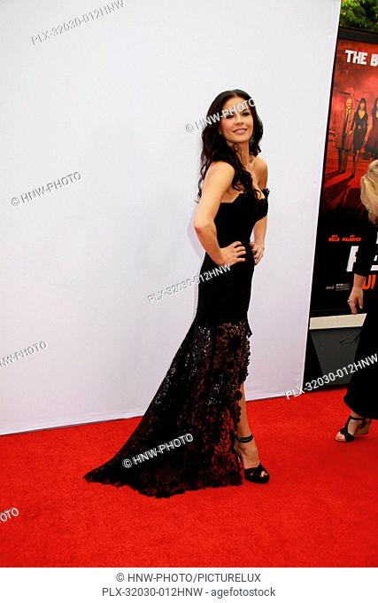 Catherine Zeta Jones 07 11 2013 RED 2 Los Angeles Premiere Held At