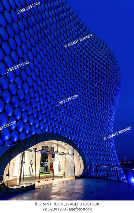 Selfridges Department Store, Birmingham, Uk