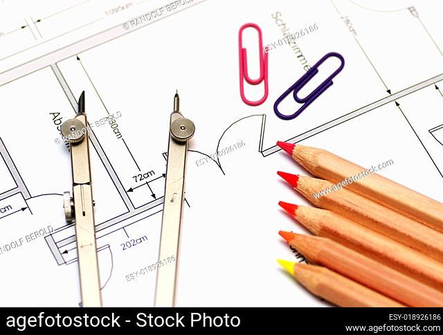 Wohnung Planung - ground plan