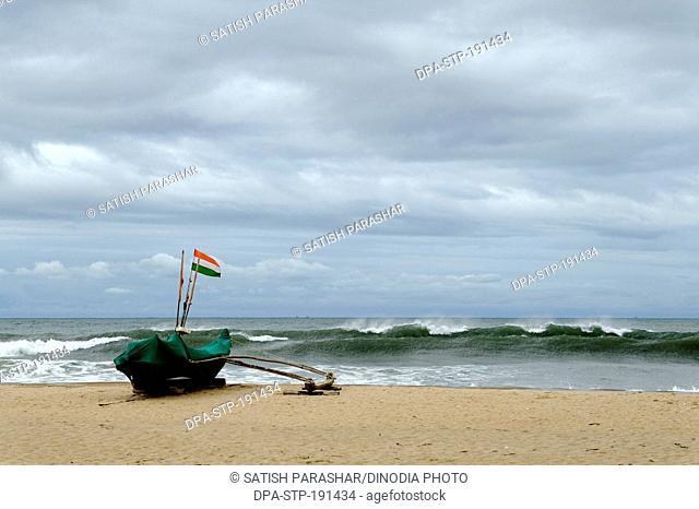 boat kunkeshwar sindhudurg maharashtra India Asia