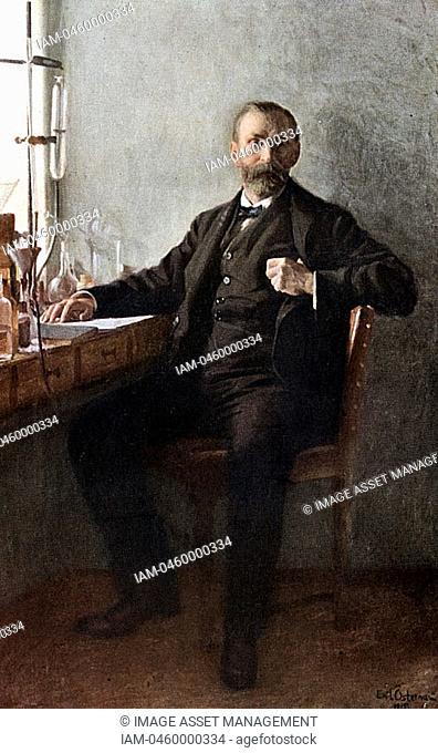 Alfred Nobel 1833-96 Swedish chemist and inventor  Dynamite  Endowed Nobel Prizes