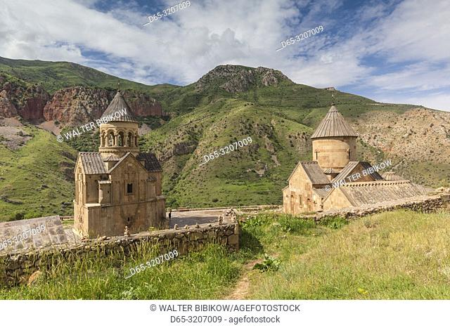 Armenia, Noravank, Noravank Monastery, 12th century, morning
