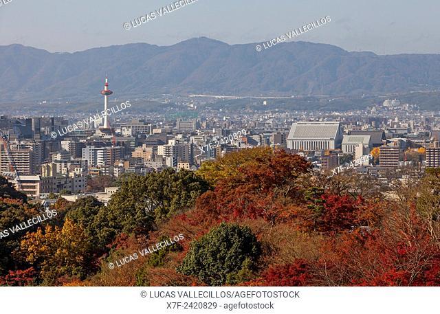 Kyoto. Kansai, Japan