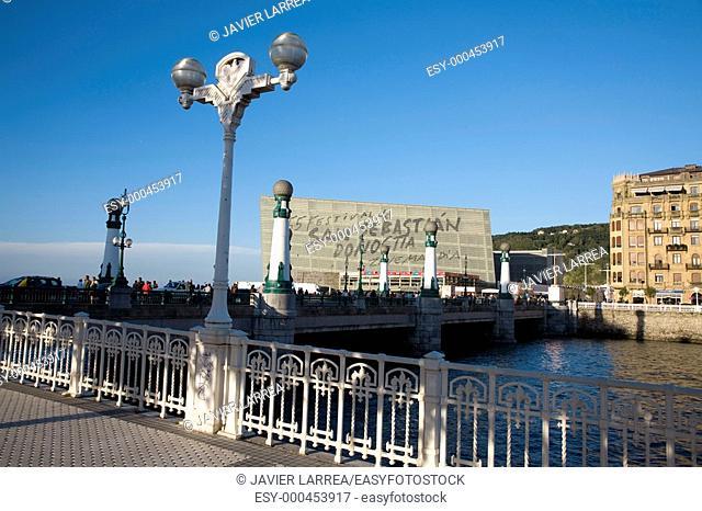 Kursaal Center, Donostia, San Sebastian, Gipuzkoa, Basque Country, Spain