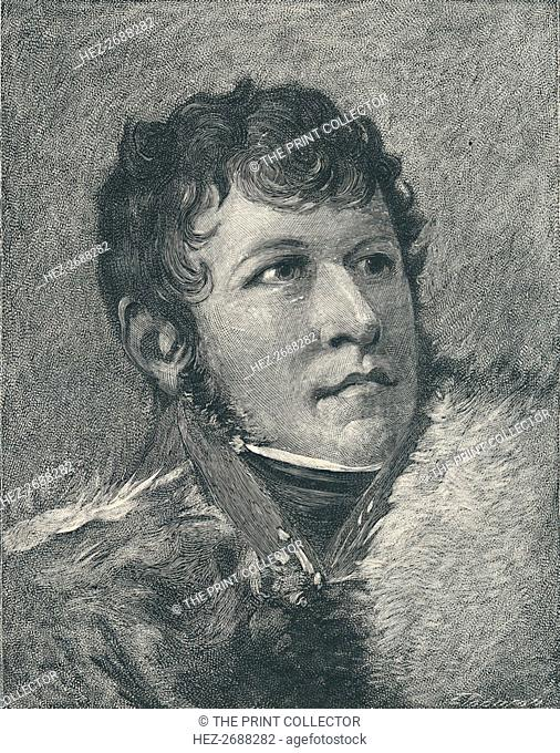 'Jean-Andoche Junot - Duke of Abrantes', c1805-1813, (1896). Artist: T Johnson