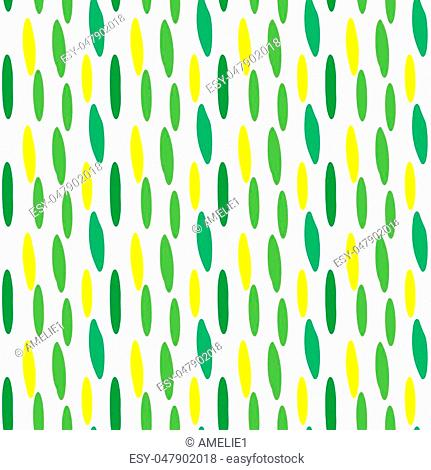 Festive confetti seamless pattern. Modern, geometric repeating texture. Memphis style endless background. Vector illustration