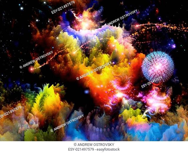 Lights of Fractal Dreams