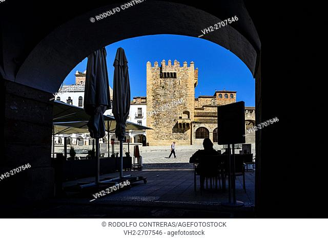 Plaza Mayor (Mayor Square), Cáceres