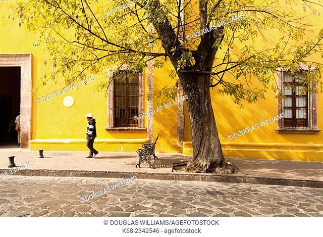 Centro Cultural Ignacio Ramirez, in San Miguel de Allende, Mexico