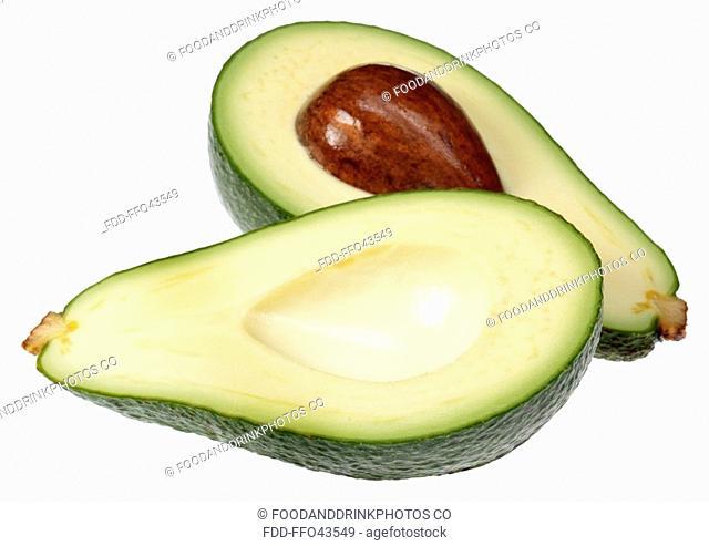 Avocado Pear Half