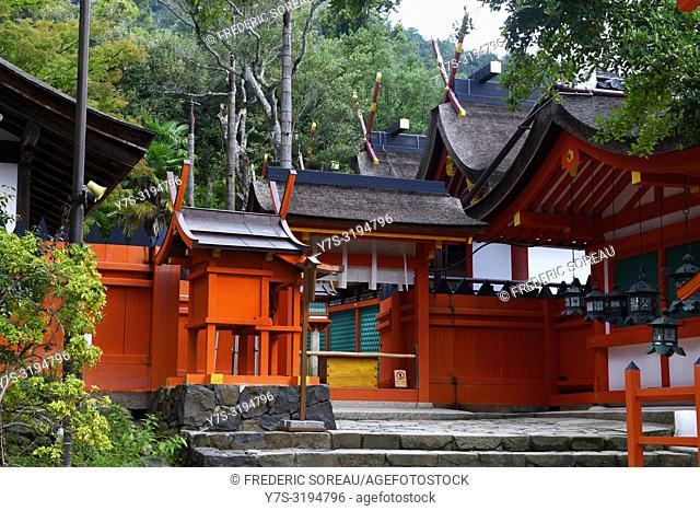 Kasuga Taisha shrine in Nara, Japan,Asia