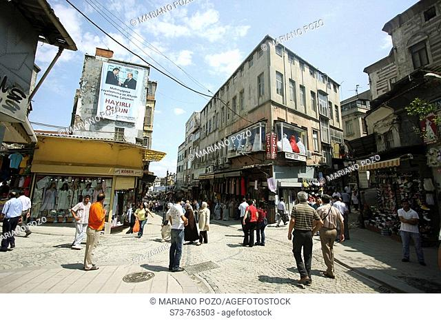 Street, Istanbul, Turkey