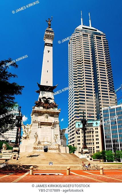 Soldiers and Sailors Memorial, Indianapolis