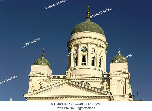 Dome of Helsinki Cathedral