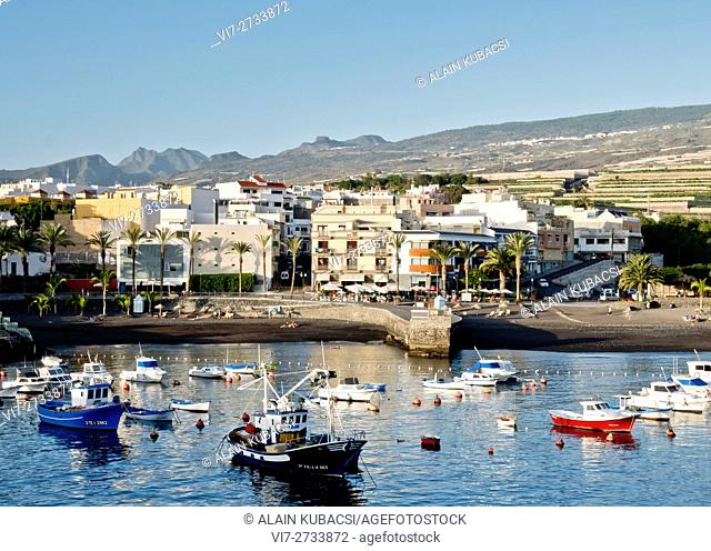 Puerto San Juan, Tenerife, Canary Islands, Spain