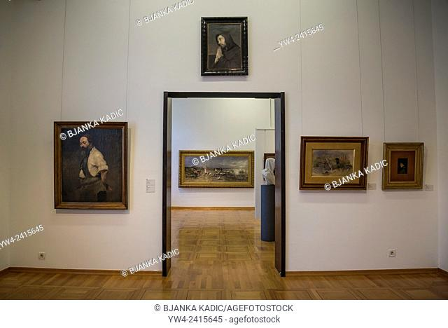 Modern Gallery, Zagreb, Croatia