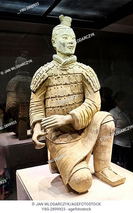 Warriors Terracotta Army, UNESCO, Xian, China