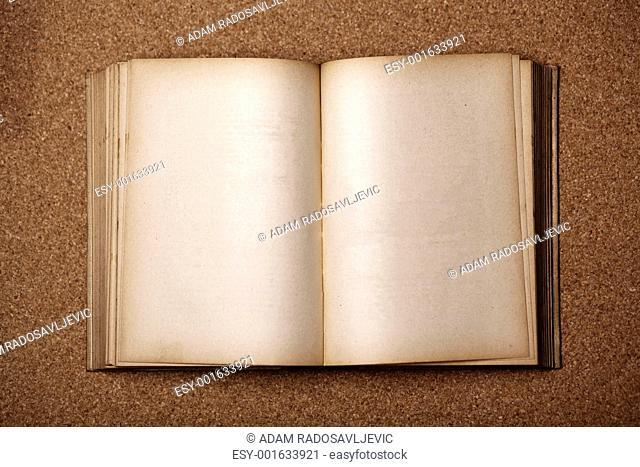 Old Empty Dark Book
