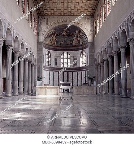 Basilica of Saint Sabina, 5th Century