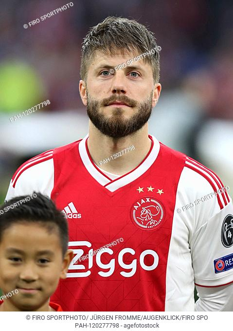 firo: 08.05.2019 Football, 2018/2019, CL, CHL, Champions League, Semifinals Ruckspiel Ajax Amsterdam Tottenham Hotspur 2: 3 Porztrtait